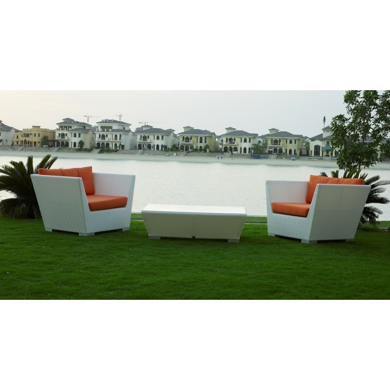 Sala terraza exterior muebles para exterior divini design for Muebles terraza exterior